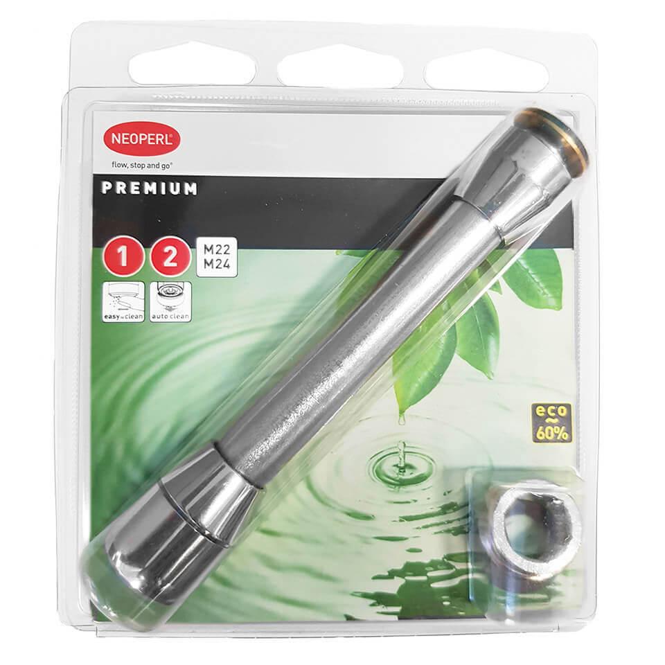 Aérateur économique d'eau Neoperl 5.7 l/min tube d'extension -