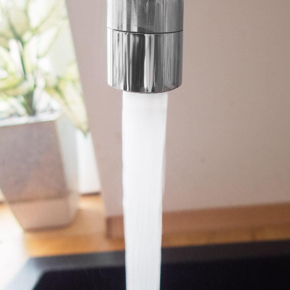 Aérateur économique d'eau Neoperl VarioDuo 5.7 l/min -