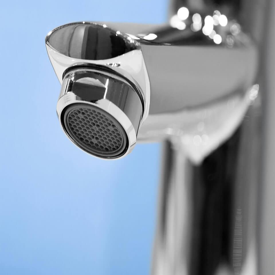 Aérateur économique d'eau Neoperl 3.8 l/min M18x1 - Filetage M18x1 mâle