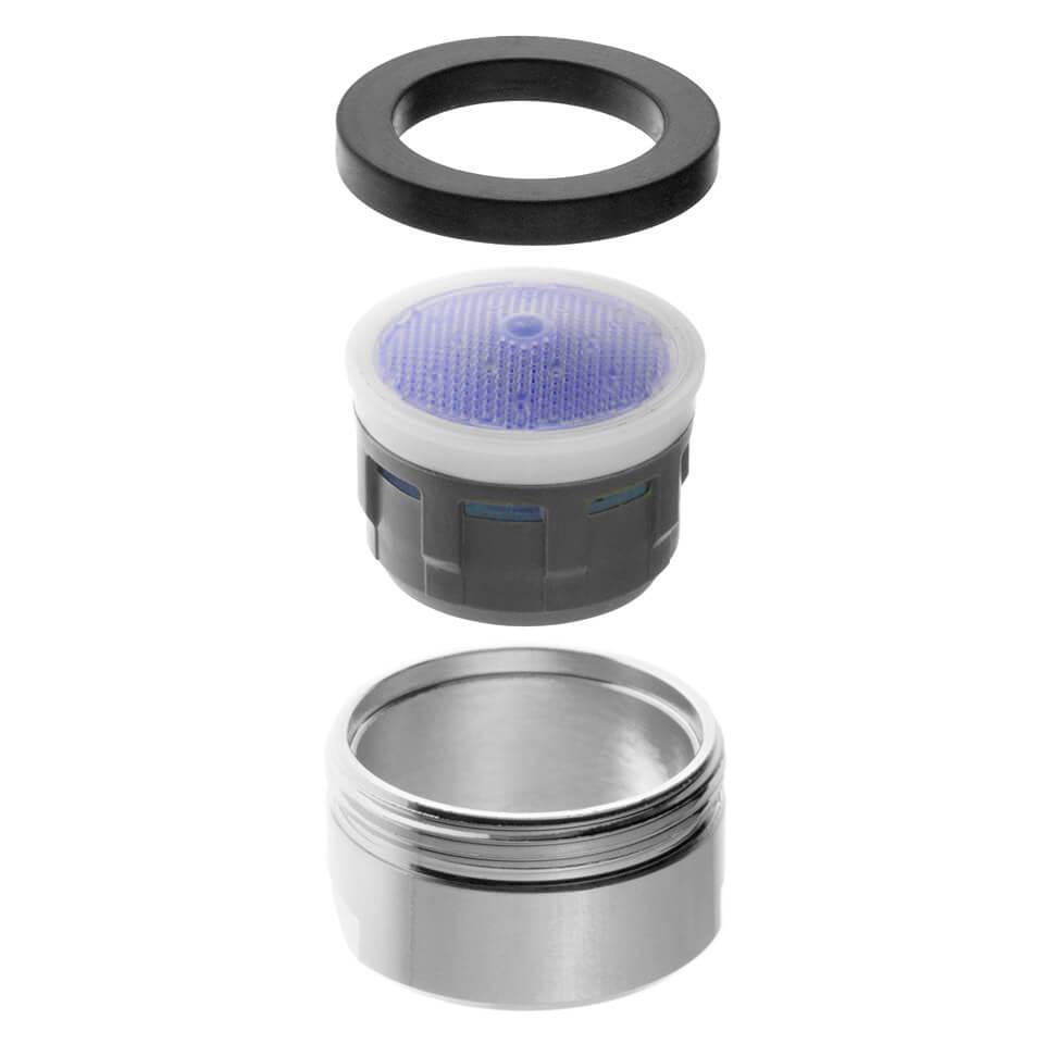 Aérateur économique d'eau Neoperl SLC 3.8 l/min - Filetage M24x1 mâle - plus populaire