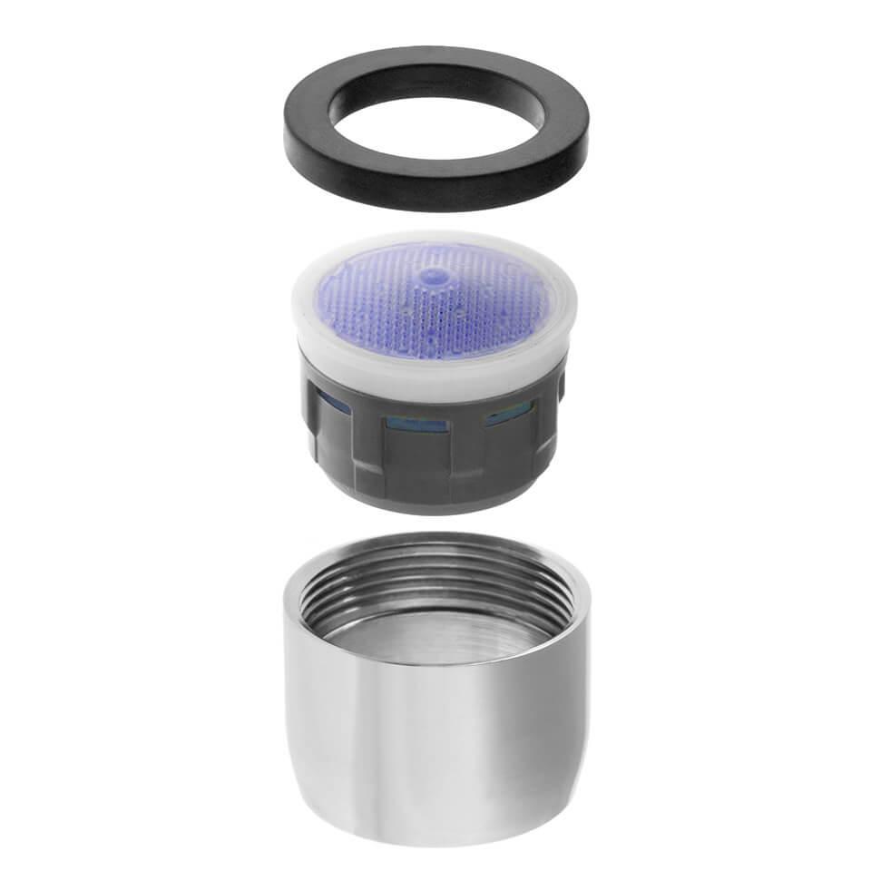 Aérateur économique d'eau Neoperl SLC 3.8 l/min - Filetage F22x1 femelle