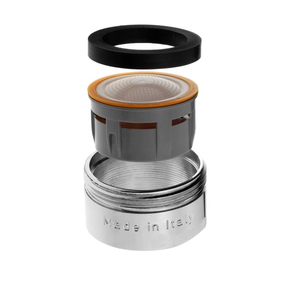 Aérateur économique d'eau Terla FreeLime 2.5 l/min - Filetage M24x1 mâle - plus populaire
