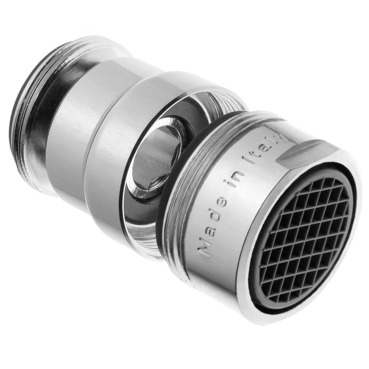 Rotule pour bec orientable pour aérateurs Terla FreeLime - Filetage M24x1 mâle - plus populaire