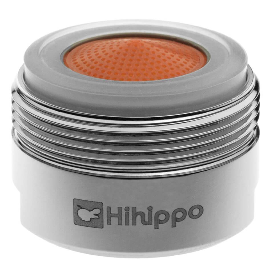 Aérateur économique d'eau Hihippo HP 1.8 - 4.2 l/min start/stop - Filetage M24x1 mâle - plus populaire