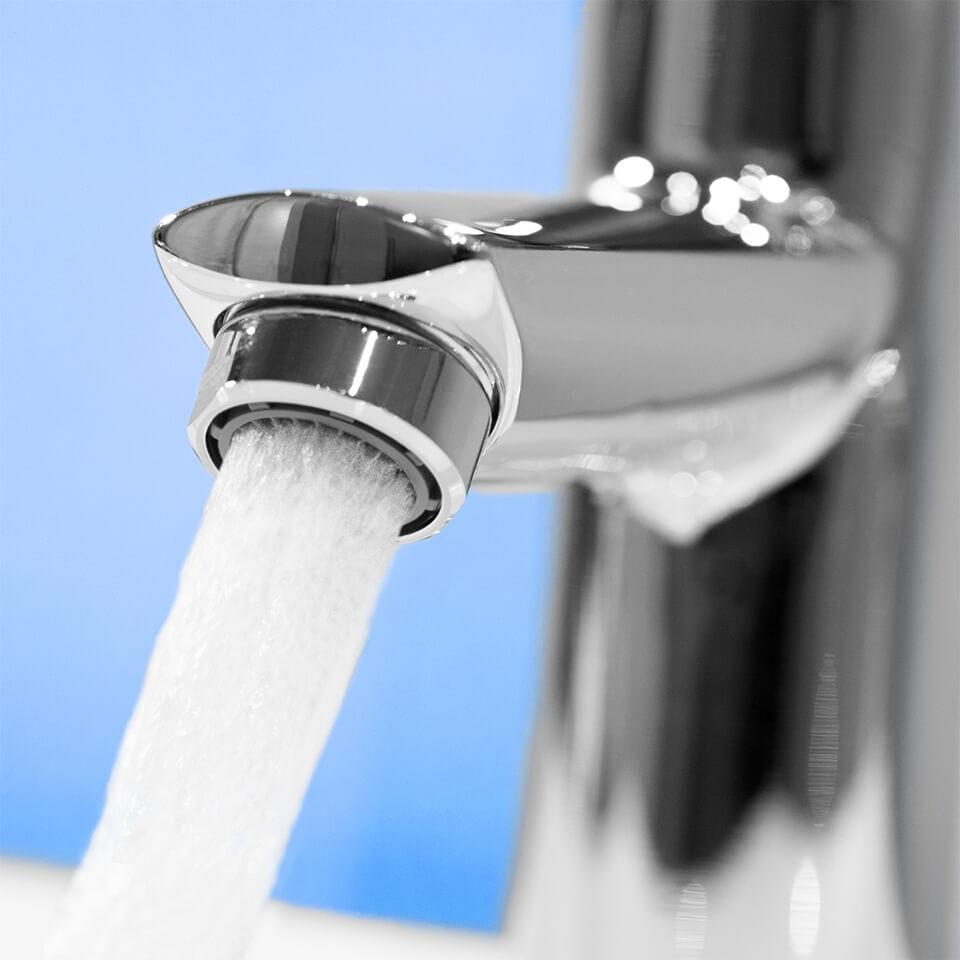 Ajustable Aérateur économique d'eau Hihippo SR 3.0 - 8.0 l/min - Filetage M24x1 mâle - plus populaire