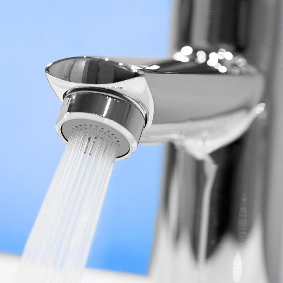 Ajustable Aérateur économique d'eau Hihippo R 1.8 - 8.0 l/min - Filetage M24x1 mâle - plus populaire