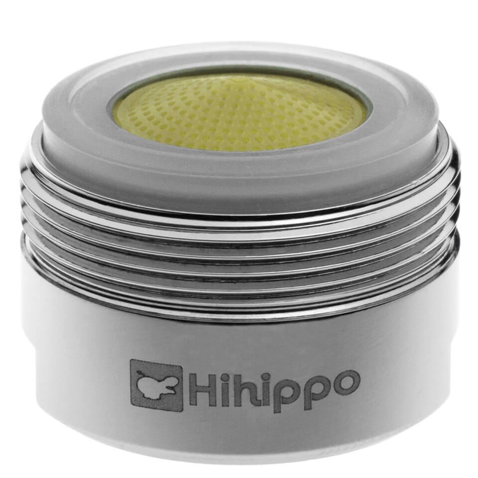 Aérateur économique d'eau Hihippo SHP 3.8 - 8.0 l/min start/stop - Filetage M24x1 mâle - plus populaire