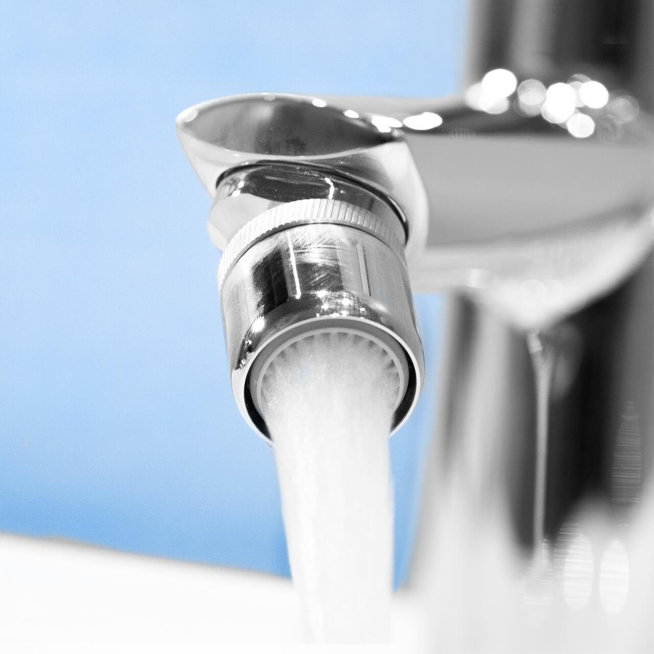 Aérateur économique d'eau EcoVand 4 l/min avec joint - Filetage