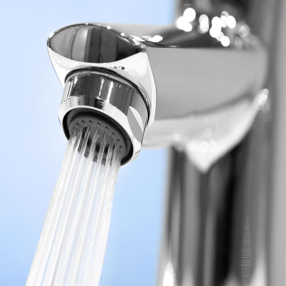 Aérateur économique d'eau Neoperl Spray 1.9 l/min M18x1 - Filetage M18x1 mâle
