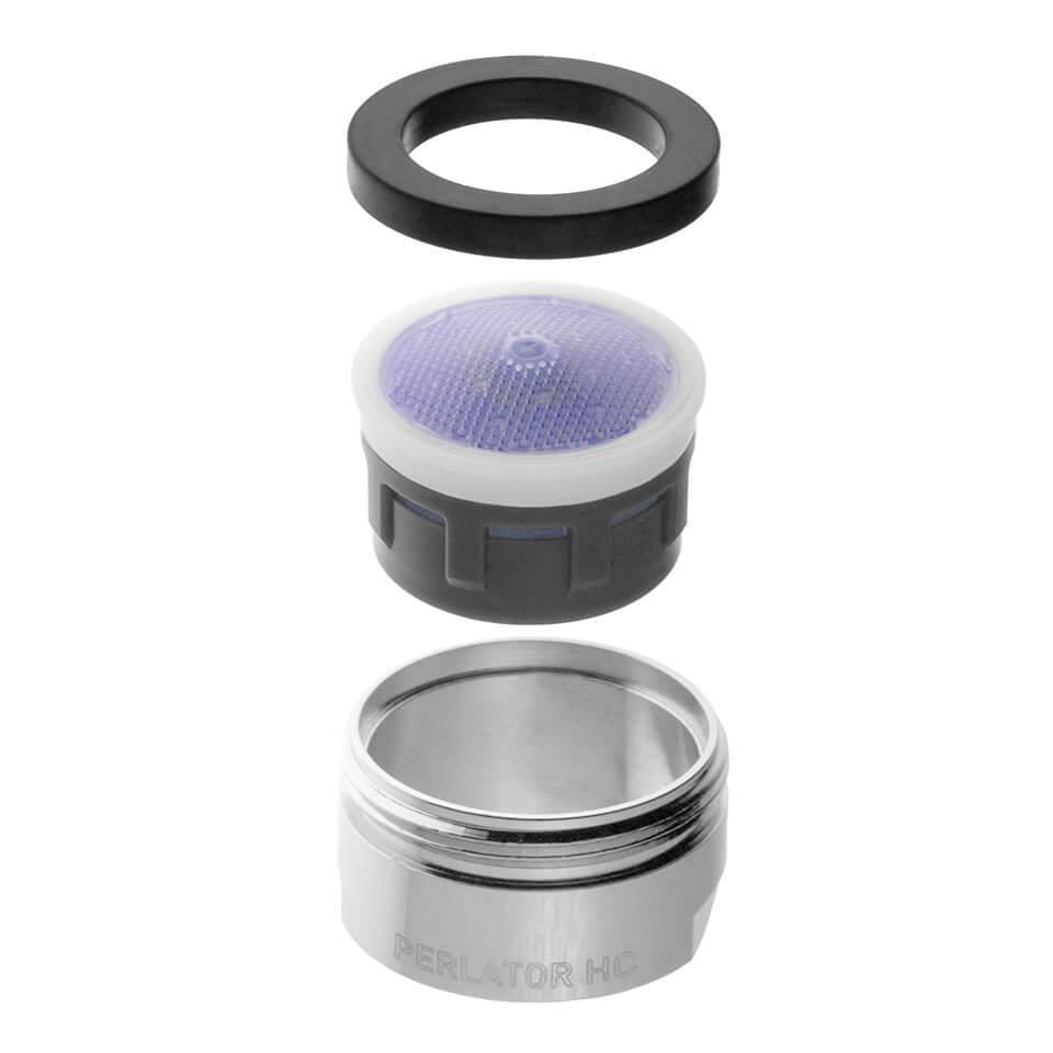 Aérateur économique d'eau Neoperl HC 3.8 l/min - Filetage M24x1 mâle - plus populaire