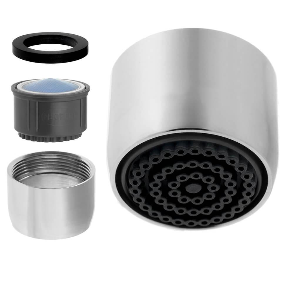 Aérateur économique d'eau Neoperl ITR Rain 3.8 l/min - Filetage F22x1 femelle