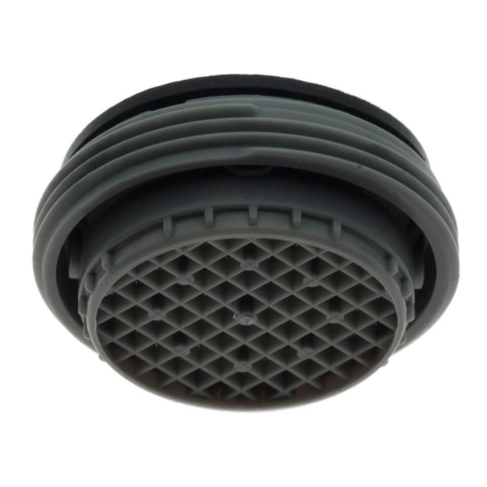 Aérateur économique d'eau AF Flat 3.8 l/min - Filetage M24x1 mâle - plus populaire