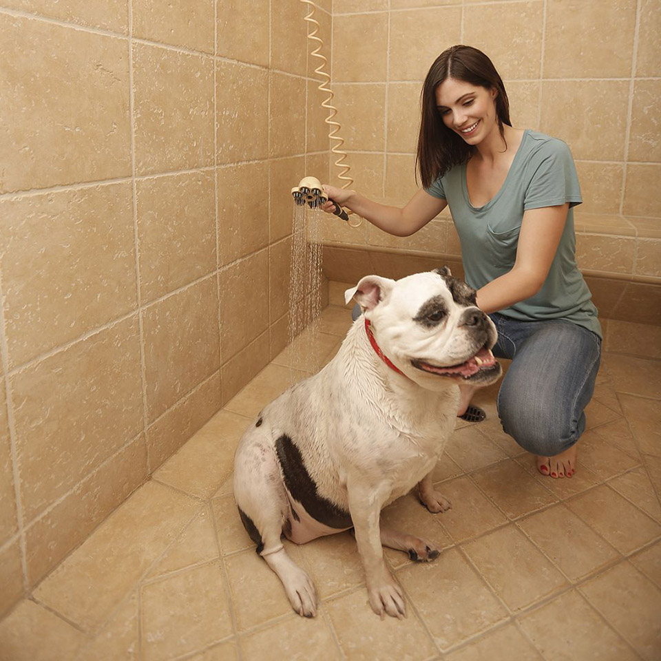 Oxygenics PawSpa PetJet - douchette pour animaux -