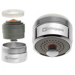 Aérateur économique d'eau Hihippo HP 1.8 - 4.2 l/min start/stop