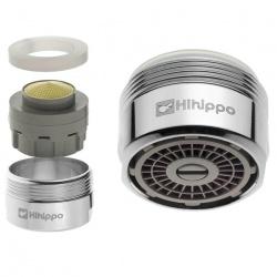 Ajustable Aérateur économique d'eau Hihippo SR 3.0 - 8.0 l/min