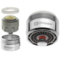 Aérateur économique d'eau Hihippo SHP 3.8 - 8.0 l/min start/stop