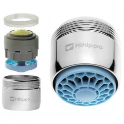 Aérateur économique d'eau Hihippo SHPn 3.8 - 8.0 l/min start/stop