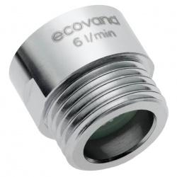 Régulateur de débit pour douche EcoVand ECR 6 l/min
