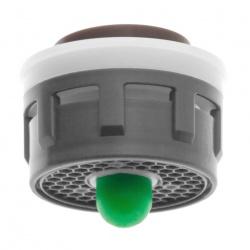 Cartouche Neoperl Push pour aérateur avec bouton 5 ou 11 l/min